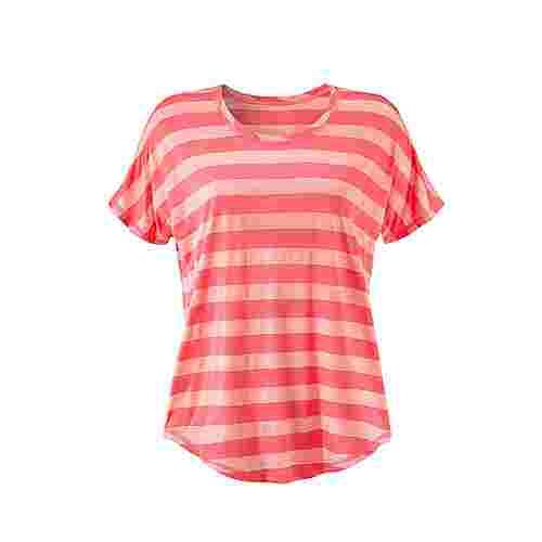 BEACH TIME T-Shirt Damen koralle