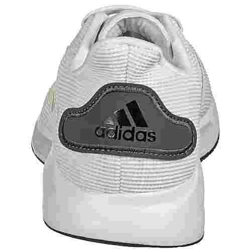 adidas Galaxar Run Laufschuhe Herren weiß / anthrazit