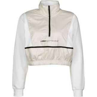 Nike Archive Windbreaker Damen beige/weiß
