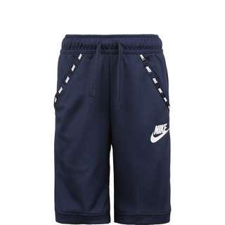Nike Poly Shorts Kinder dunkelblau / blau