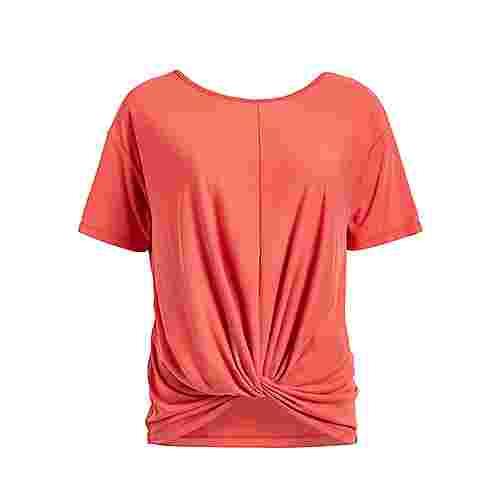 Khujo KEESA T-Shirt Damen rot