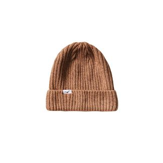 Cleptomanicx Wollmütze Hafen BiColor Beanie Bone Brown