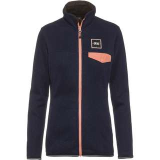 Picture Wakay Fleecejacke Damen dark blue