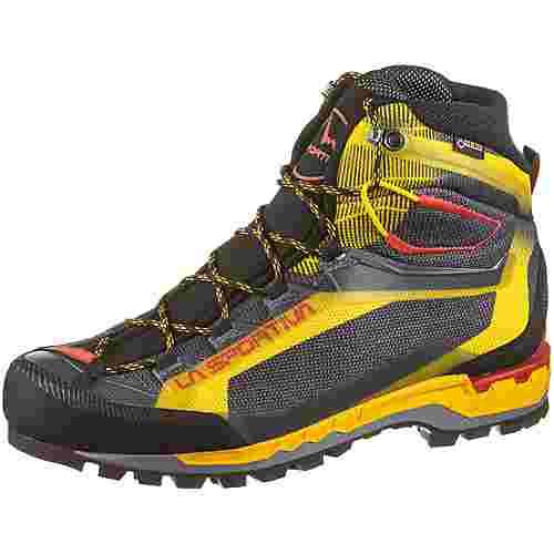 La Sportiva GTX® Trango Tech Gtx Alpine Bergschuhe Herren black-yellow