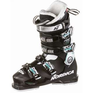 Nordica PRO MACHINE 85 W Skischuhe Damen black-white-green