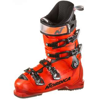Nordica SPEEDMACHINE 120 Skischuhe Herren red-black