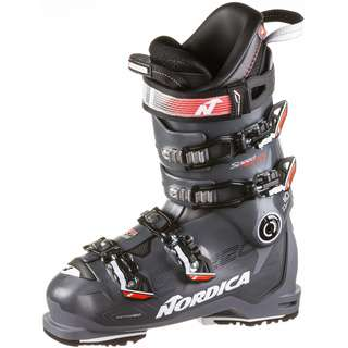 Nordica SPEEDMACHINE 110 X Skischuhe Herren anthracite-black-red