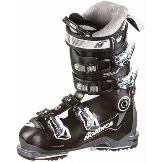 Nordica SPEEDMACHINE 95 X W Skischuhe Damen black-anthracite-pink