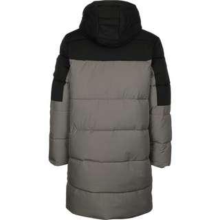 Urban Classics Sportswear Parka Herren grau/schwarz