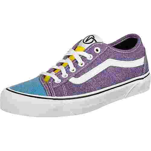 Vans UA Bess NI Sneaker lila/blau/gelb