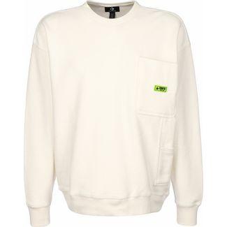 CONVERSE Carpenter Crew Sweatshirt Herren beige