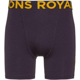 Mons Royale Merino Hold 'em Boxer Herren iron