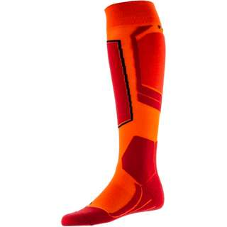 Falke SK 4 Skisocken Herren flash orange