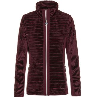 Luhta Fleecejacke Damen wine