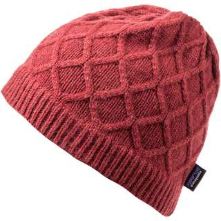 Patagonia Honeycomb Beanie Damen roamer red