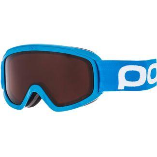 POC POCito Opsin Skibrille Kinder fluorescent blue