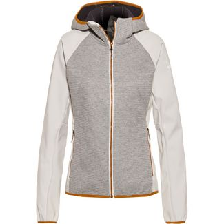 ICEPEAK DIMMIT Softshelljacke Damen natural white