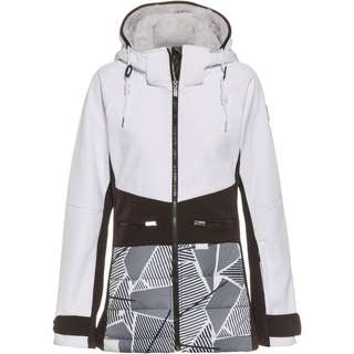 ICEPEAK Softshelljacke Damen OPTIC WHITE
