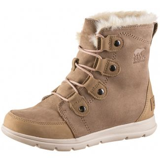 Sorel Explorer Joan Winterschuhe Damen ash brown