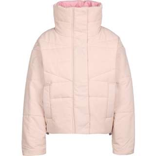 CONVERSE Funnel Neck Winterjacke Damen pink