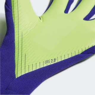 adidas X 20 Pro Torwarthandschuhe Outdoorhandschuhe Herren Grey Six / Black / Signal Cyan