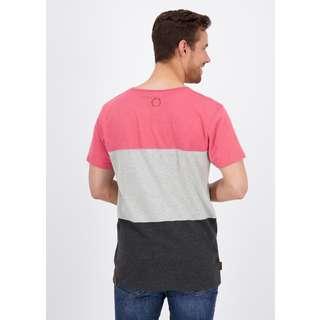 ALIFE AND KICKIN BenAK T-Shirt Herren moonless