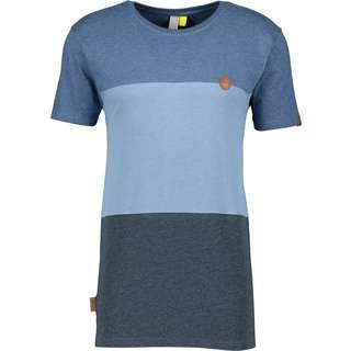 ALIFE AND KICKIN BenAK T-Shirt Herren marine