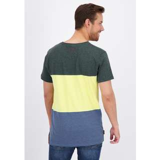 ALIFE AND KICKIN BenAK T-Shirt Herren indigo