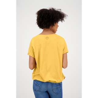ALIFE AND KICKIN DiniAK T-Shirt Damen amber