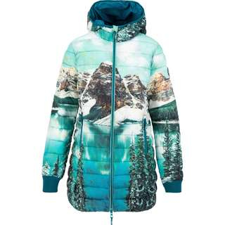 Blutsgeschwister Four Seasons Digi Kapuzenjacke Damen hike to the mountains