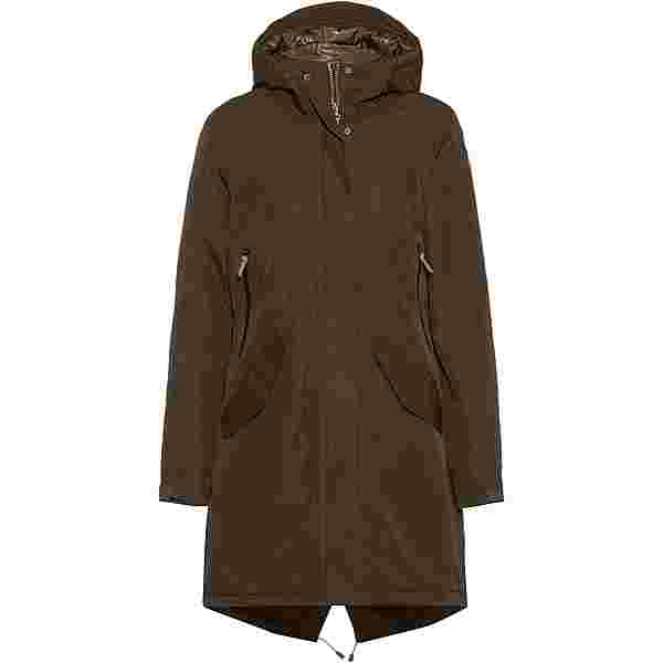 ICEPEAK Addis Parka Damen dark green