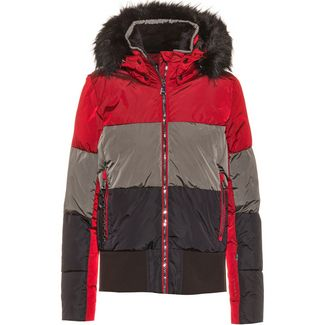 Luhta Skijacke Damen classic red