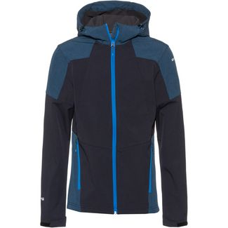 ICEPEAK BENDON Softshelljacke Herren dark blue