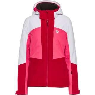 Ziener Skijacke Damen red pepper