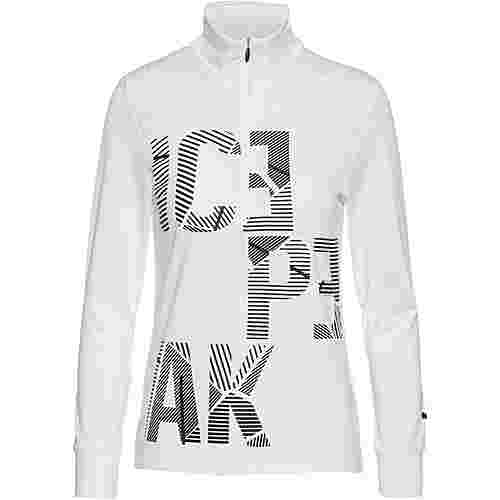 ICEPEAK Funktionsshirt Damen OPTIC WHITE