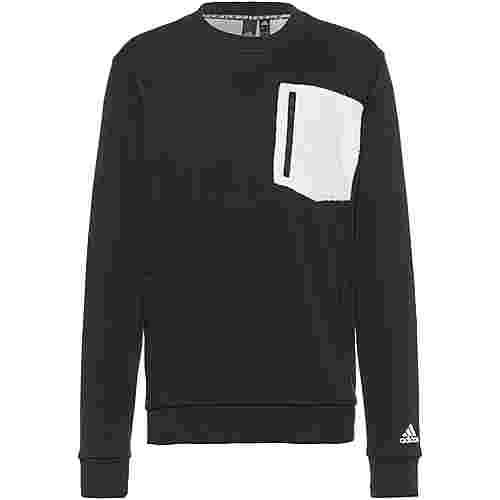 adidas Must Haves BOS Sweatshirt Herren black