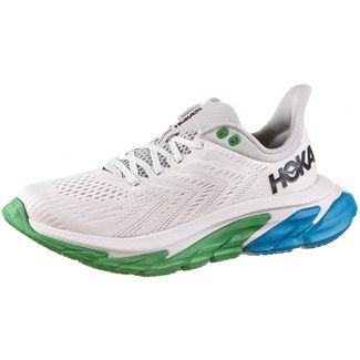 Hoka One One Clifton Edge Laufschuhe Damen nimbus cloud-greenbriar