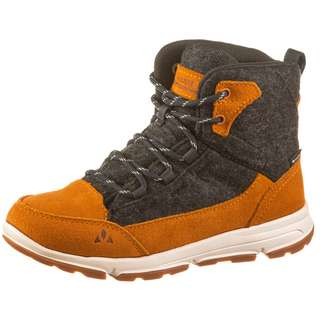 VAUDE Kiruna Stiefel Kinder orange madder