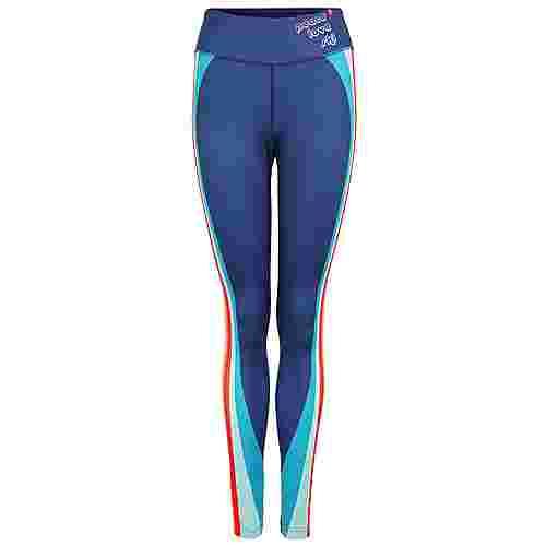 Krimson Klover Peace Love Ski Leggings Damen indigo