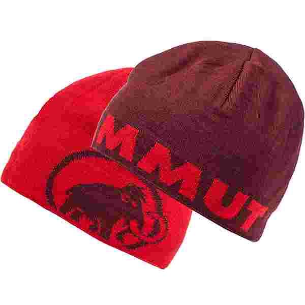 Mammut Beanie magma-merlot