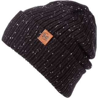 BUFF Knitted Beanie kort black