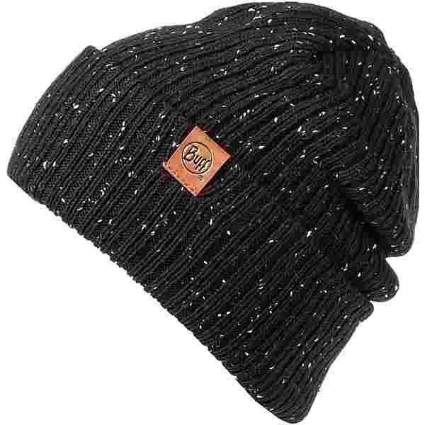 BUFF Knitted Beanie kort black