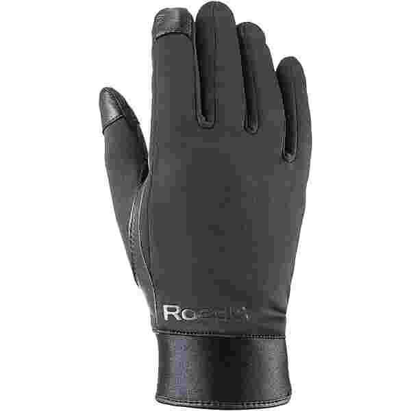 Roeckl GORE-TEX Kaltern Fingerhandschuhe schwarz