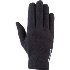 Roeckl Kampen Fingerhandschuhe schwarz