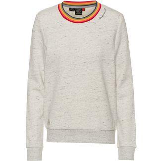 Ragwear Ermie Sweatshirt Damen white