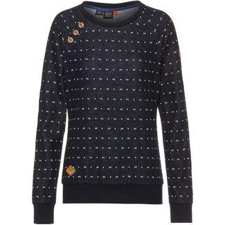 Ragwear Daria Dots Sweatshirt Damen navy
