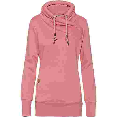 Ragwear Neska Sweatshirt Damen pink