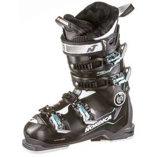 Nordica SPEEDMACHINE 105 W Skischuhe Damen black-white-green