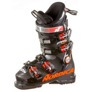 Nordica PRO MACHINE J 90 Skischuhe Kinder black-red
