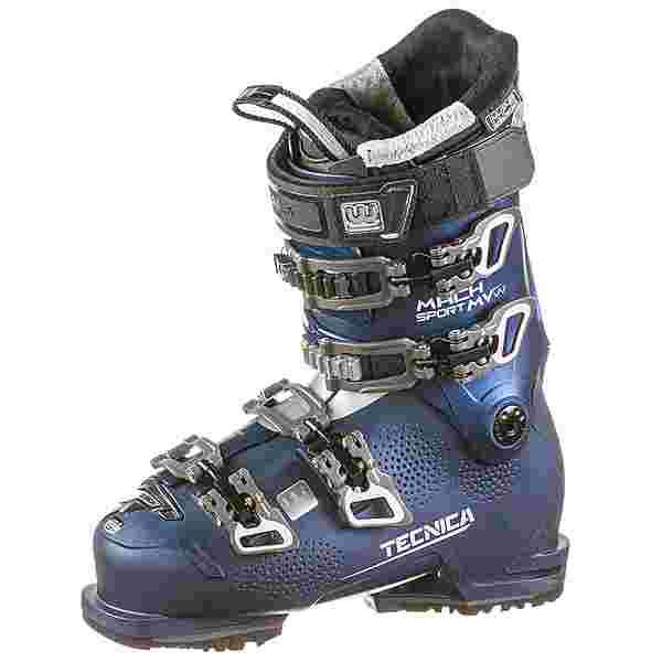 TECNICA MACH SPORT MV 85 X W Skischuhe Damen blue night